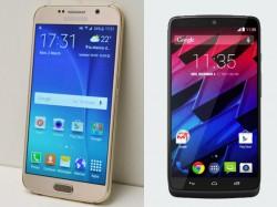 Clash Of The Titans: Samsung Galaxy S6 vs Motorola Moto Turbo