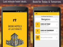 RoomsTonite Mobile App Offers 24x7 Assistance