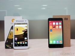 Xiaomi Redmi 2 vs Moto E 2nd Gen: Comparison Review