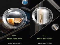 Spoiler Alert: HTC One M9 Plus Leaks in New Promos Ahead of April 8 Launch
