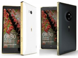 Gold-Plated Nokia Lumia 930 Gets Glamourous Looks