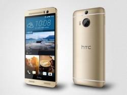 HTC One M9+ Launched with 5.2-inch Quad HD screen, Fingerprint Sensor and MediaTek SoC