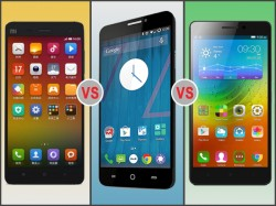 Xiaomi Mi4i vs Micromax Yu Yureka vs Lenovo A7000: Which Phone is Better to Buy?