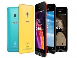 Asus Zenfone 5 LTE Gets Android Lollipop 5.0 Update