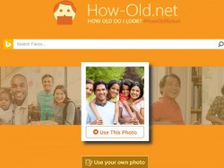 How Old is your Girlfriend? Check with Microsoft's How-Old.net Age Detecting App