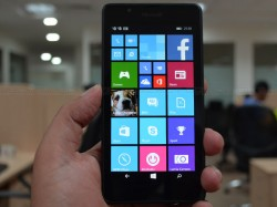 Microsoft Lumia 540 Dual SIM First Look: Windows Phone 8.1 Smartphone Aims To Take on Xiaomi