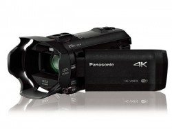 Panasonic Launches Two 4K Ultra HD Camcorders in India, Price Starts at Rs 74,990