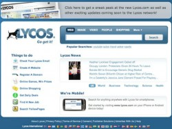 Internet search pioneer Lycos selling patents