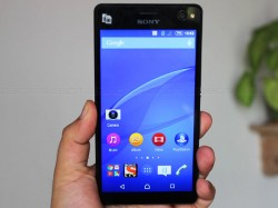 Sony Xperia C4 Dual First Look: Great Design with Excellent Front Camera