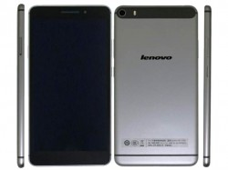 Lenovo's Unspecified Phablet Visit TENAA [Report]