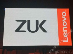 Lenovo's ZUK is a software-focused smartphone brand in highly competitive market in China!