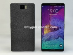 Is This What The Next Samsung Galaxy Note /Edge Will Look Like?