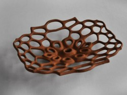 3D objects printed with 'ink' sourced from wood