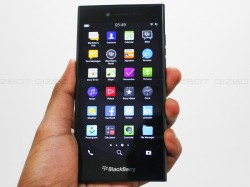 BlackBerry Leap Review: Refined Z3 with Bigger Battery and 4G Support