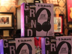 Skullcandy Launches 'The Grind' Headphone Exclusively on Flipkart at Rs 3,999