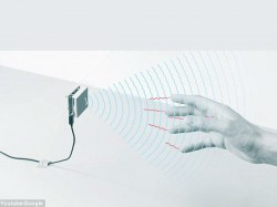Now, your fingers are Remote Control for Gadgets