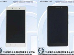 Two Lenovo Smartphones Spotted in the wild Featuring 4G And Dual-SIM Support