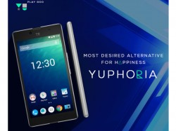 Yu Yuphoria will be Available on Amazon India at 2PM Today