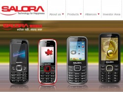 Salora to set up manufacturing line for mobile Phones