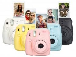 Fujifilm launches new instant camera