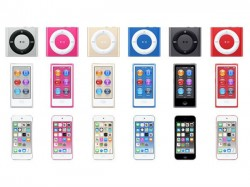 Apple Might Launch Refreshed iPod Lineup Sporting New Colors Today
