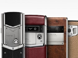 Vertu V06 luxury smartphone with high-end features spotted, to cost a bomb!