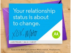 Motorola Sends Out Invite For July 28 Event, Moto G And Moto X Launch Imminent