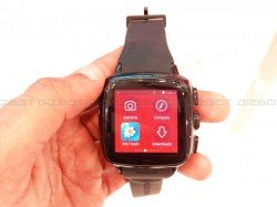 Intex iRist first-impressions: Overpriced SMART watch, with SIM slot & Android goodness!