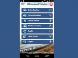 Tickets on Delhi-Palwal rail section to be on mobile phones