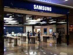 Samsung Electronics Showcased Image Sensor in India