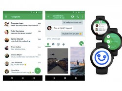Google Updates Hangouts 4.0 with Updated Material Desgin, Compose Button