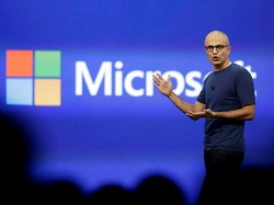 Microsoft's head Nadella congratulates Google's new CEO Pichai on Twitter