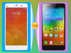 Xiaomi Redmi Note 2 vs Lenovo K3 Note: Time for the kill!