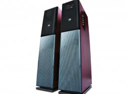 These new Studio X5Tower Speakers Got Launched in India Bundled with Wireless Mic at Rs 11,999