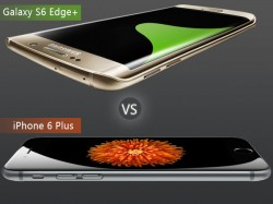 Samsung Galaxy S6 Edge+ vs iPhone 6 Plus: Battle of the Smartphone Behemoths