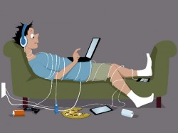 10 Signs That Tell You Are Addicted to Your Gadgets