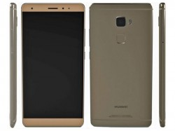 Huawei smartphone with Large Screen, Metal Body leaked, Expected to be launched at IFA Berlin
