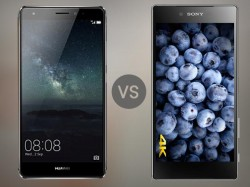 Sony Xperia Z5 Premium vs Huawei Mate S: Time for some battle in Berlin!