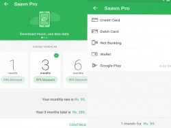 Saavn Ties-Up With Paytm to Bring Mobile Wallet Payments to Saavn Pro