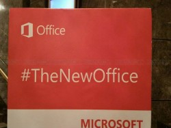 Microsoft bets big on mobile devices for Office 2016 success