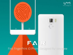 UMi Fair smartphone with Fingerprint scanner coming on Sept 25, budget alternative to OnePlus 2