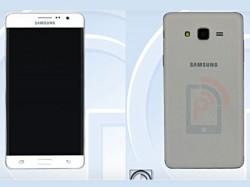 Unannounced Samsung Galaxy Mega On aka O5 smartphone with a bezel-less display spotted on TENAA
