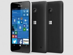 Microsoft Just Unveiled Lumia 550: A Budget Windows 10 Smartphone with 4G LTE Support!