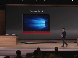 Microsoft Surface Pro 4 Announced With Surface Pen And StaffPad App