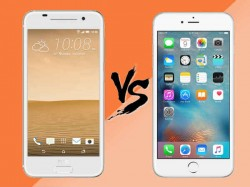 10 Key Differences Between HTC One A9 and Apple iPhone 6s