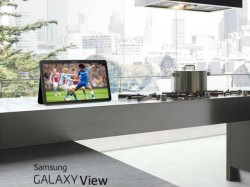 Samsung Galaxy View 18.4 Inch Tablet: Specs, Release Date And New Images [Rumor Roundup]