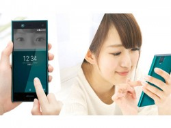 The Fujitsu Arrow NX F-02H to be exclusively available to DoCoMo customers in Japan