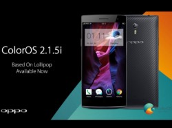 Oppo ColorOS 2.1.5i based on Android 5.1 released for Find 7/7a