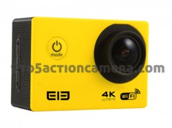 Elephone to launch a 4K Action Camera to compete with XiaoYi and GoPro