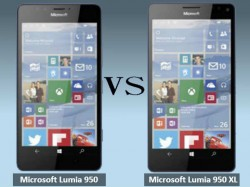 Microsoft Lumia 950 vs Lumia 950 XL: Here Are The Major Differences